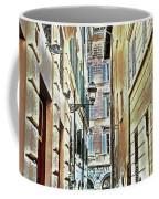 Back Street Lamp Coffee Mug