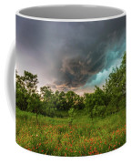 Back To Life - Spring Returns To Western Texas Coffee Mug