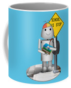 Back To School Little Robox9 Coffee Mug