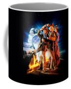 Back To The Future Part IIi 1990 Coffee Mug