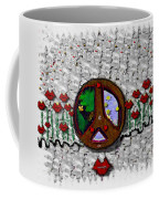 Back To The Green Nature With A Angel Smile Coffee Mug
