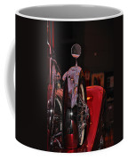Back View Of The King Coffee Mug