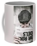 Back When News Was True Coffee Mug