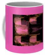 Colour Choice Stone Abstract Coffee Mug