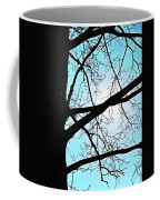 Backlit Tree Coffee Mug