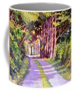 Backroad Canopy Coffee Mug