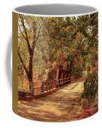 Backroads River Bridge Coffee Mug