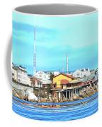 Fishermans Wharf 2 Coffee Mug