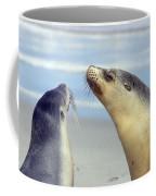 Backtalk Coffee Mug