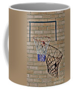 Backyard Basketball Coffee Mug