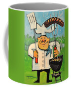 Backyard Bistro Coffee Mug