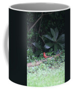 Backyard Friend Coffee Mug