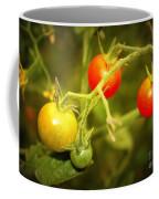 Backyard Garden Series - Cherry Tomatoes Coffee Mug