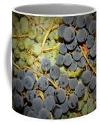 Backyard Garden Series - Grapes And Vines Coffee Mug
