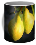 Backyard Garden Series - Two Pears Coffee Mug