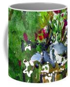 Backyard Hanging Plant Coffee Mug