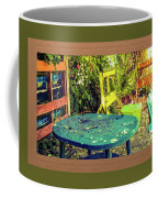 Backyard Summer Coffee Mug