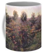 bacon garden landscape c1894 Henry Bacon Coffee Mug