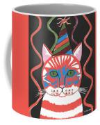 Bad Cattitudes Birthday Coffee Mug