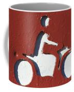 Bad Motor Scooter Coffee Mug