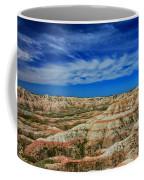 Badlands 12 Coffee Mug