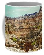 Badlands 7 Coffee Mug