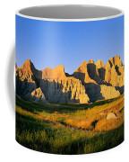 Badlands Buttes, South Dakota Coffee Mug