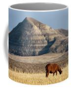 Badlands Canada Saskatchewan Coffee Mug