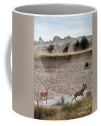 Badlands Deer Sd Coffee Mug