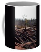 Badlands In Autumn Coffee Mug