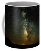 Badlands Milky Way Coffee Mug