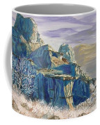 Badlands Morning Coffee Mug