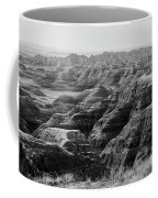 Badlands Of South Dakota #2 Coffee Mug