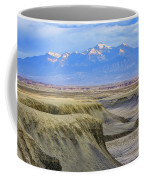 Badlands Of Utah Coffee Mug