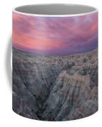 Badlands Sunrise Coffee Mug