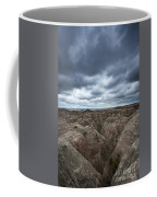 Badlands White River Valley  Coffee Mug