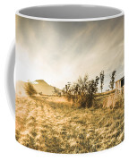 Bagdad Crisp Winter Countryside Coffee Mug