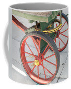 Baggage Cart Coffee Mug