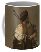 Bagpipe Player Coffee Mug
