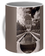 Bahai Temple Reflecting Pool Coffee Mug