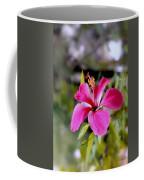 Bahamian Flower Coffee Mug