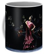 Bailarina Orgullosa Del Flamenco Coffee Mug