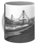 Baker Beach In Sf Coffee Mug