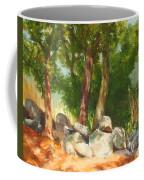 Baking In The Sun Coffee Mug