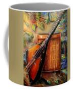 Balalaika Awaiting   Coffee Mug