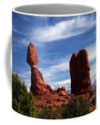 Balanced Rock Arches National Park, Moab, Utah Coffee Mug