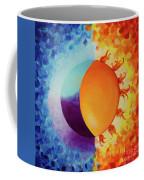 Balancing Sun And Moon Energies Coffee Mug