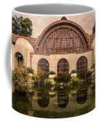 Balboa Park Botanical Building Symmetry Coffee Mug