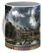 Balboa Park Fountain Coffee Mug