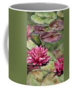 Balboa Water Lilies Coffee Mug